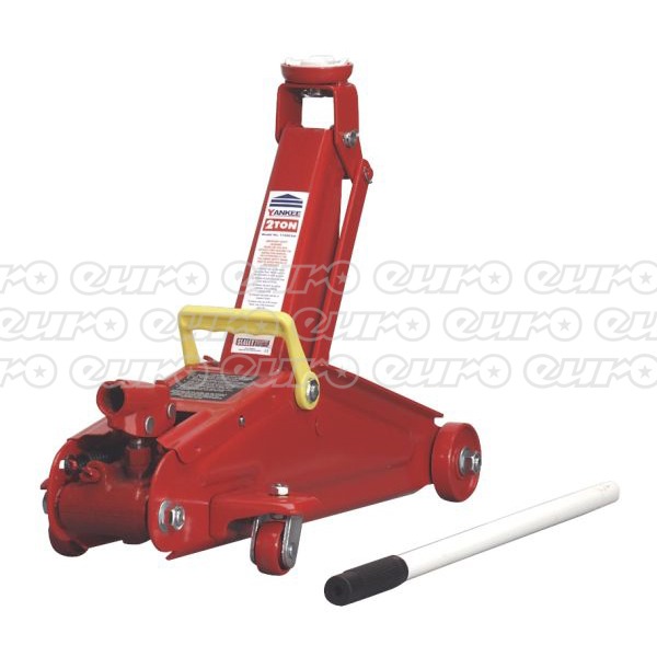 Image of 1100CXD Trolley Jack Yankee 2ton Short Chassis with Storage Case