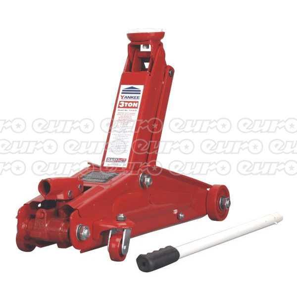 Image of 1153CX Trolley Jack Yankee 3ton Long Chassis Extra Heavy-Duty