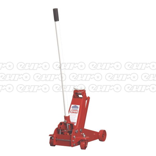Image of 1250CX Trolley Jack Yankee 2ton Short Chassis
