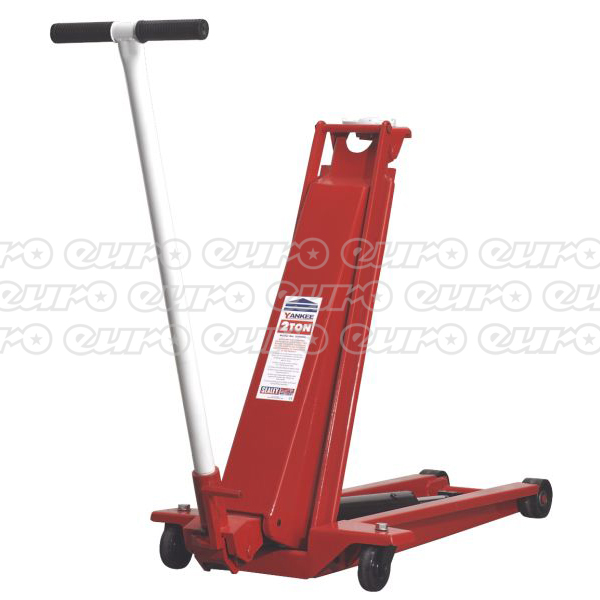 Image of 2200HL Trolley Jack Yankee 2ton High Lift Low Entry