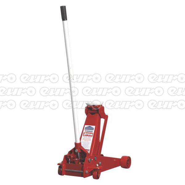 Image of 3000CXD Trolley Jack Yankee 3ton Standard Chassis