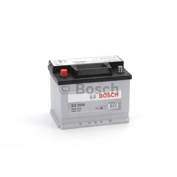 review of bosch s3 battery 078 56ah 480cca. Black Bedroom Furniture Sets. Home Design Ideas