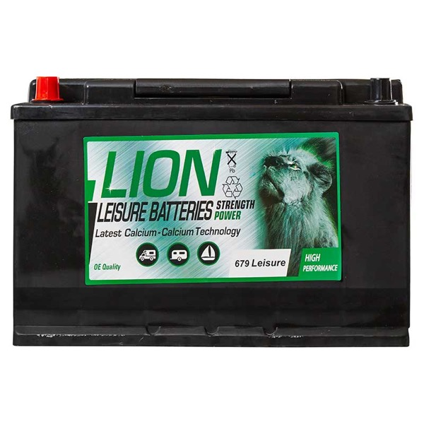 Lion Sealed Leisure Battery 679 110AH