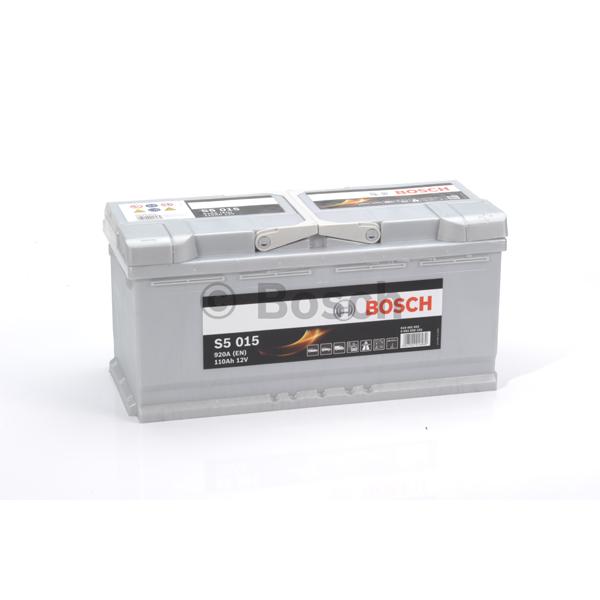 Bosch S5 Battery 020