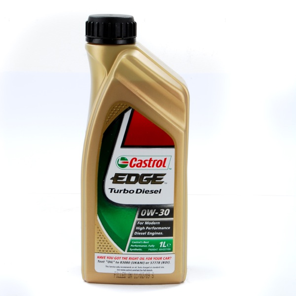 Review of edge turbo diesel fully synthetic 0w30 engine for Best motor oil for diesel engines