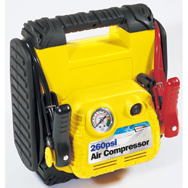 SWPP1  Portable Power Pack 900cca 17ah With Air Compressor