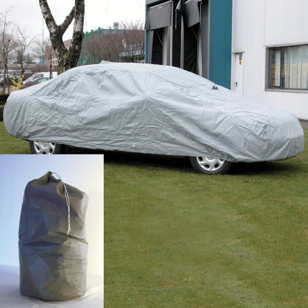 Image of 100% Waterproof Carcover Tybond size S 4,06 x 1,50 x 1,16 m.