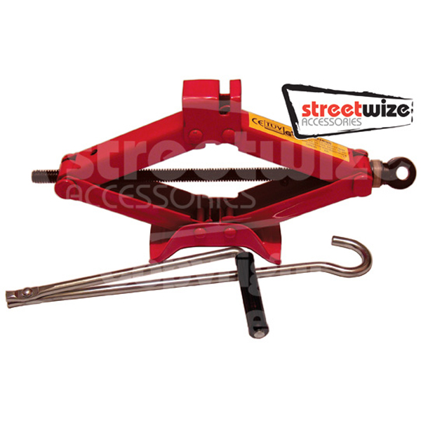 Compare retail prices of 1 Tonne Scissor Jack in Colour Box to get the best deal online