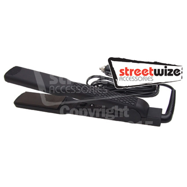 12v Heated Hair Straighteners