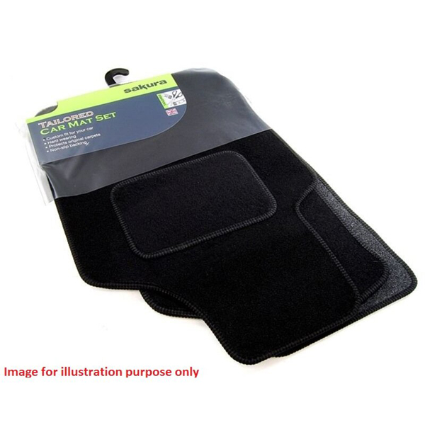 Compare retail prices of (Tailored Car Mats) to get the best deal online