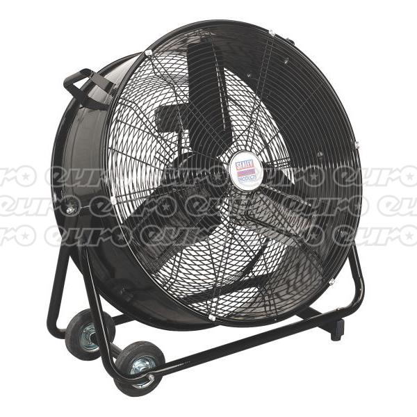 HVD24 Industrial High Velocity Drum Fan 24 230V