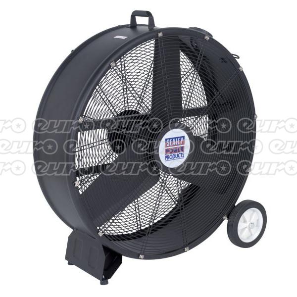 HVD30 Industrial High Velocity Drum Fan 30 230V