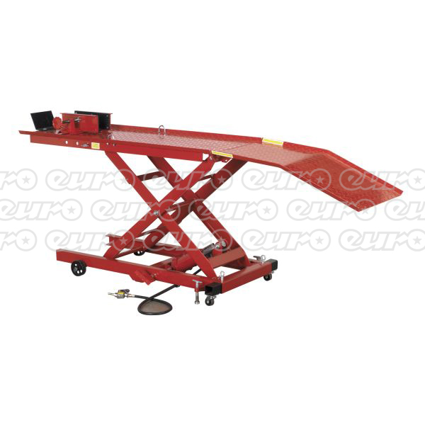 MC365A Motorcycle Lift Yankee 365kg Air