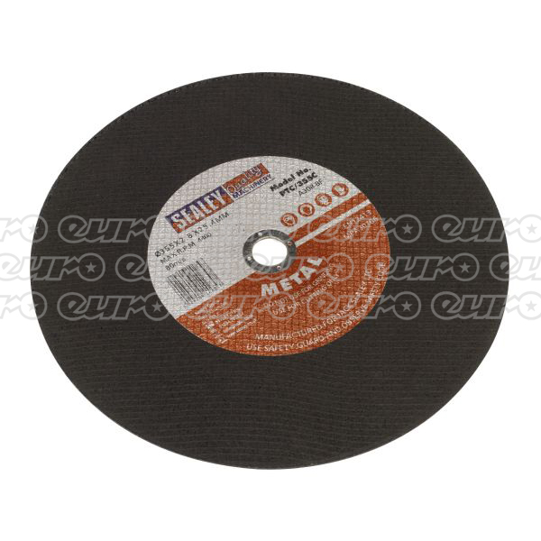 Image of PTC/355C Cutting Disc 350 x 2.8 x 25.4mm