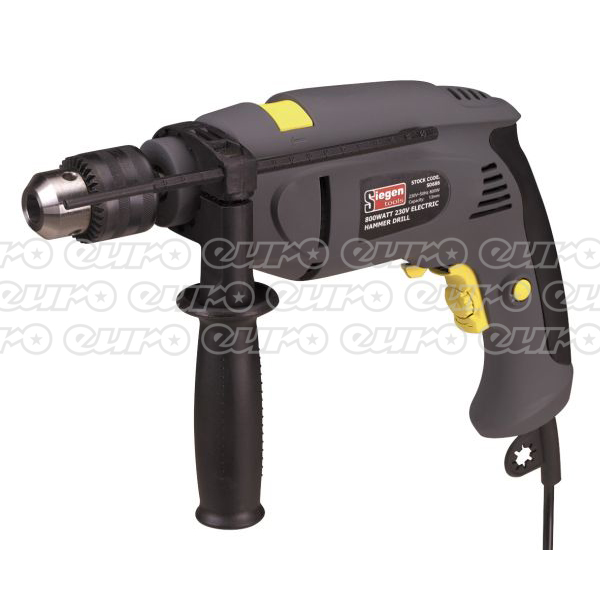 S0686 Electric Hammer Drill 800Watt 230V