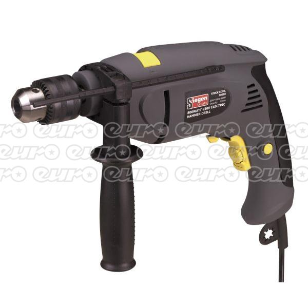 S0686 Electric Hammer Drill 800Watt 230V