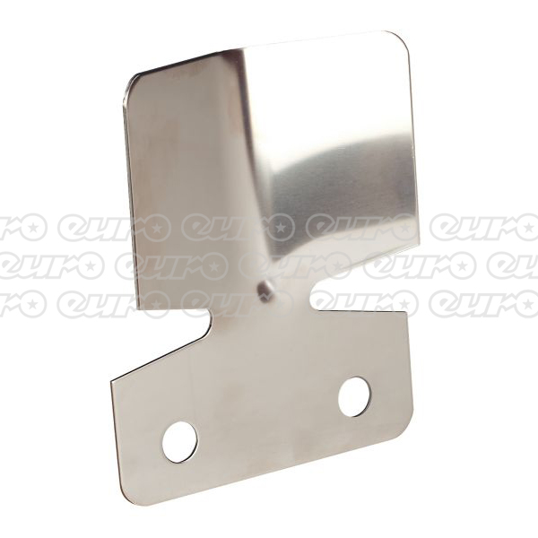 TB301 Bumper Protection Plate Stainless Steel