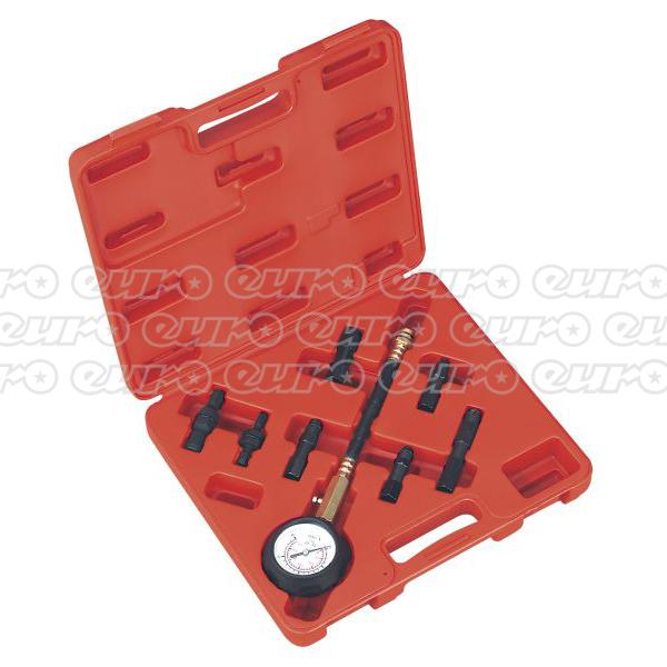VSE200 Petrol Compression Test Kit 8pc