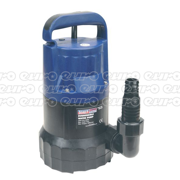 WPC100 Submersible Water Pump 100ltrmin 230V