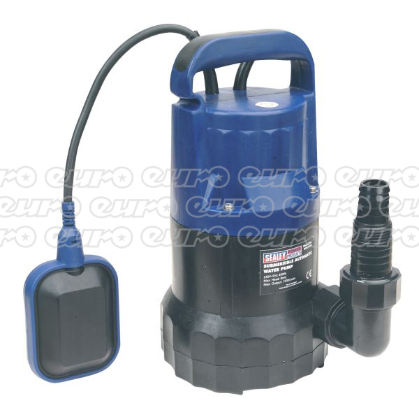 WPC150A Submersible Water Pump Automatic 150ltrmin 230V