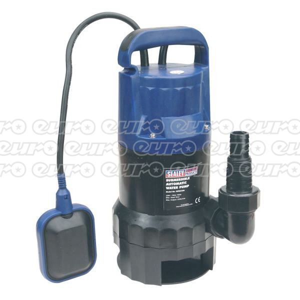 WPD235A Submersible Dirty Water Pump Automatic 235ltrmin 230V