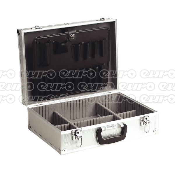 AP603 Tool Case Aluminium Square Edges