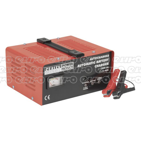 AUTOCHARGE5 Battery Charger Electronic 5Amp 12V 230V